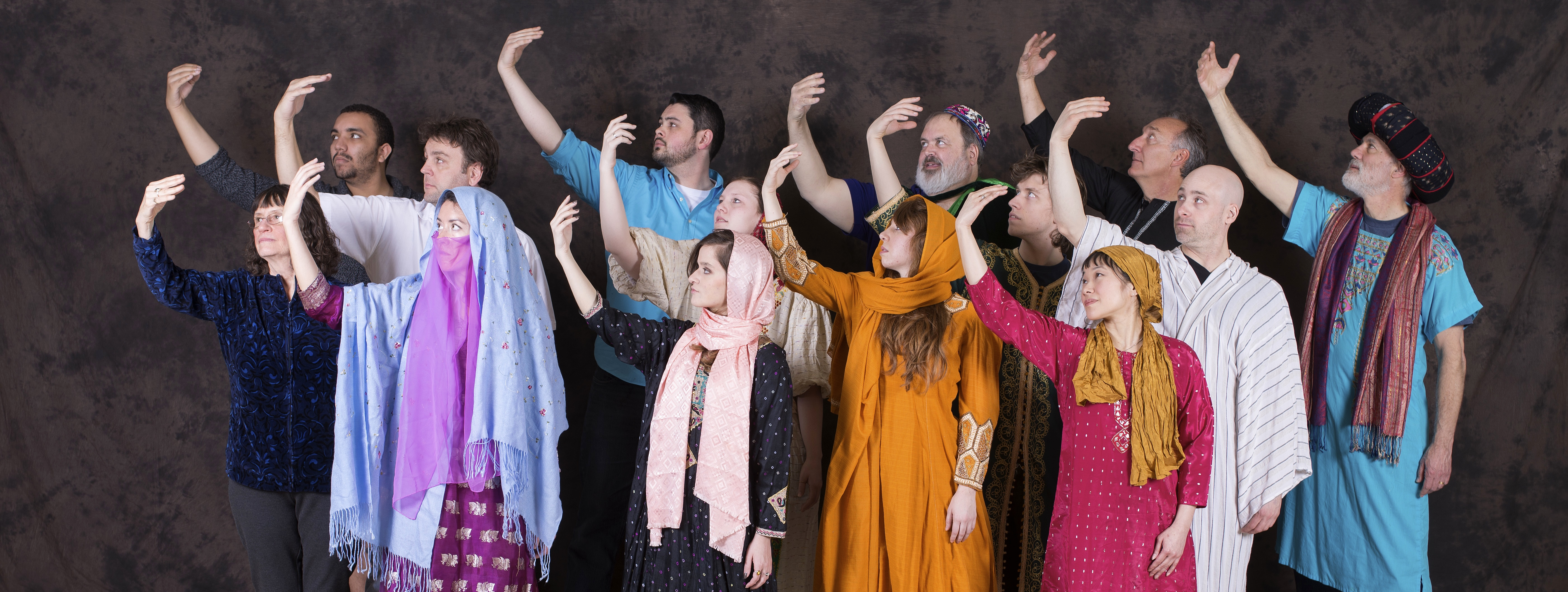 """""""The Arabian Nights"""" at GreenMan Theatre Meaningful to the Cast"""