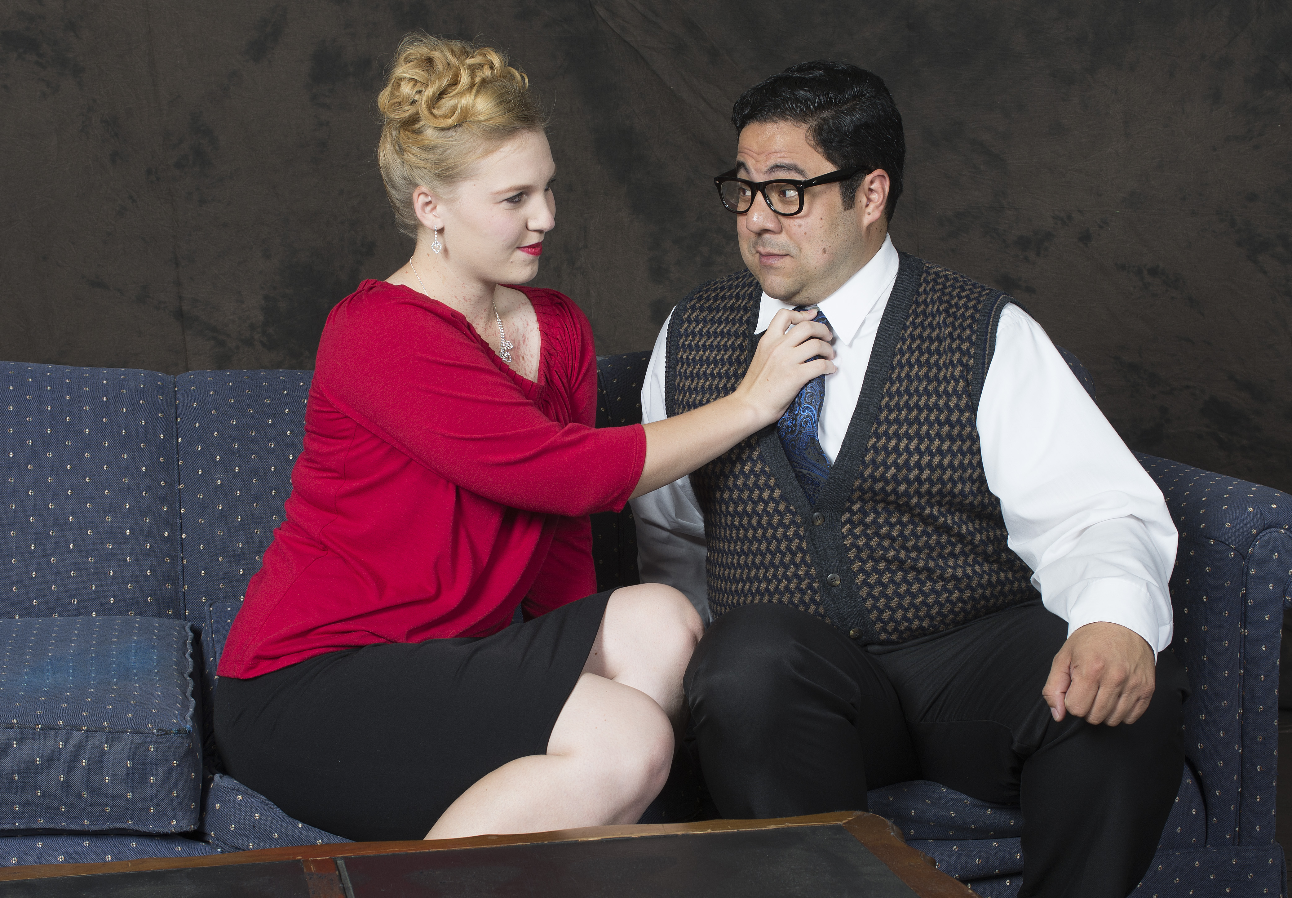 """GreenMan Theatre Troupe """"Born Yesterday"""" Opens Friday September 23"""