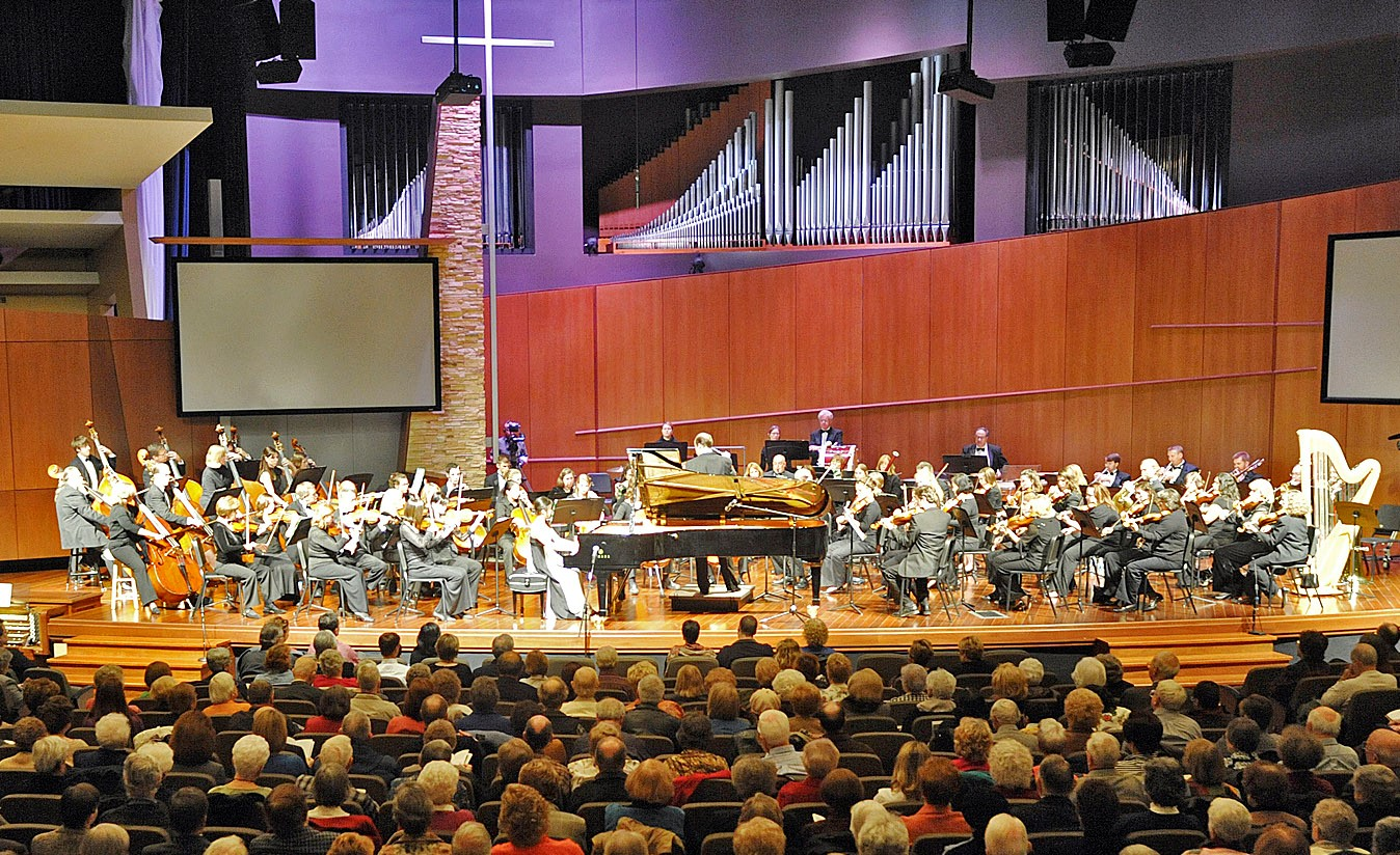 "Elmhurst Symphony Orchestra Announces 57th Season, ""Connections"""
