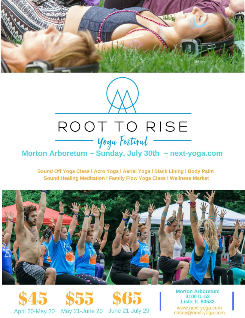 Root to Rise Yoga Festival