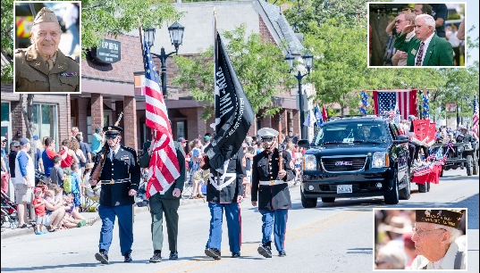 Photo Gallery: 99th Annual Memorial Day Parade