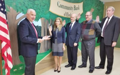 Chamber Elects News Directors