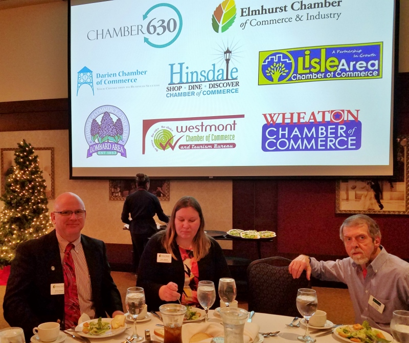 Photo Page:  State of the County Multi-Chamber Luncheon