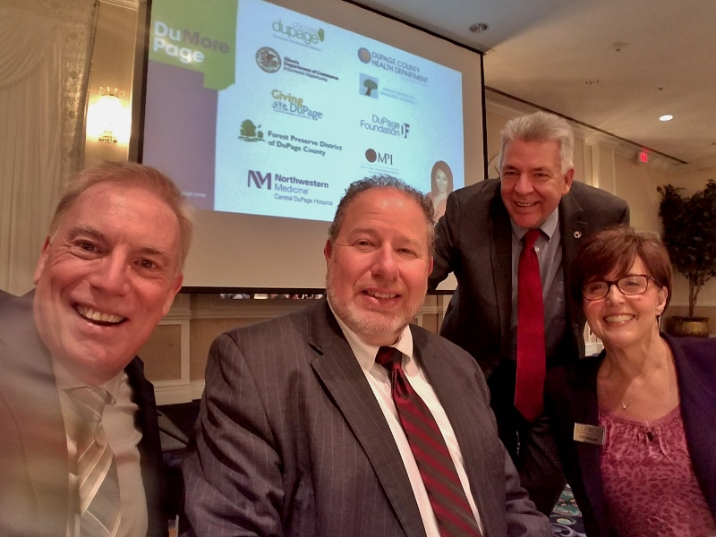 Photo Page:  16th Annual Multi-Chamber Economic Outlook Luncheon