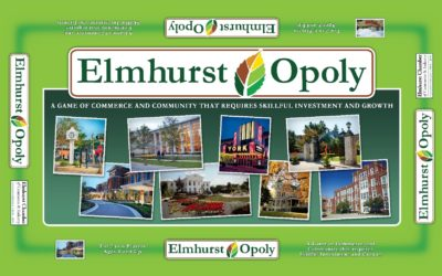 Elmhurst-Opoly Board Game Online Sales