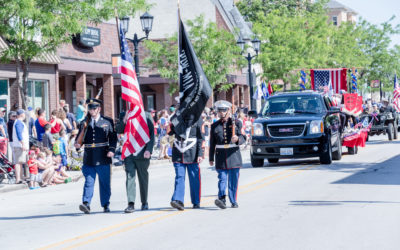 Elmhurst Celebrates 100th Memorial Day Parade