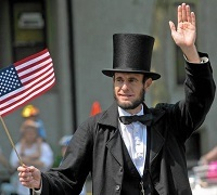Abraham Lincoln To March and Speak On Memorial Day