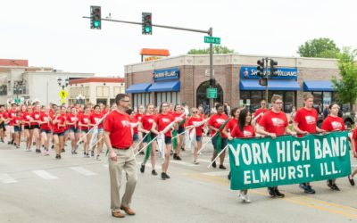 Photo Page:  100th Elmhurst Memorial Day Parade