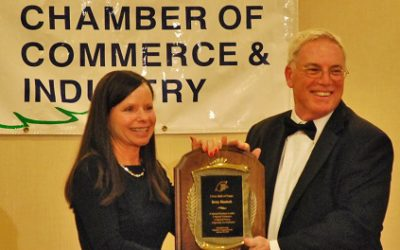 Hanisch Named ECCI Ambassador of the Year